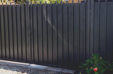 You can achieve greater privacy by getting a fence. Privacy fences come in nearly all fence product types such as wood, vinyl, chain link with vinyl slats, ornamental, and more!